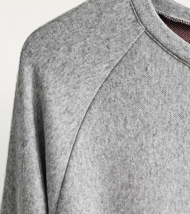 Bluza Donam Grey