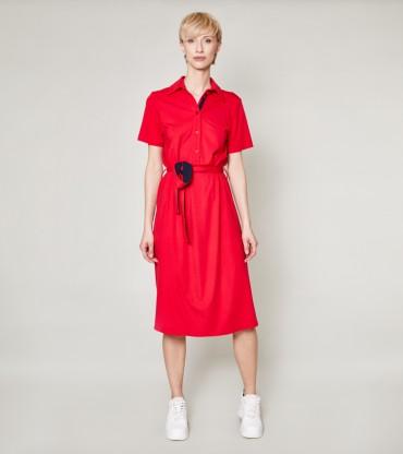 Sukienka Hakim Red