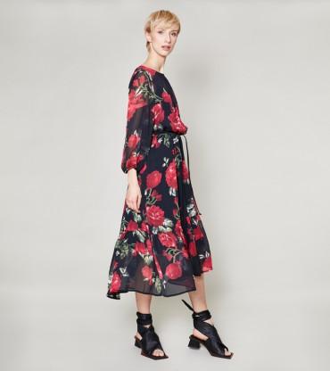 Sukienka Pili Rose