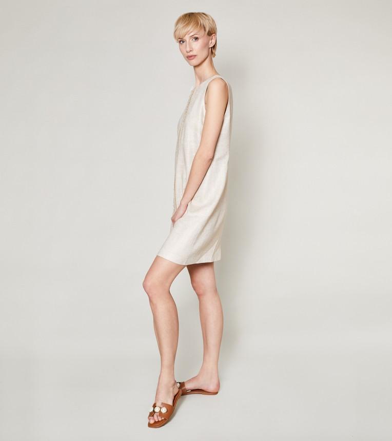 Sukienka Umit Gold