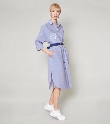 Sukienka Dafne Stripes