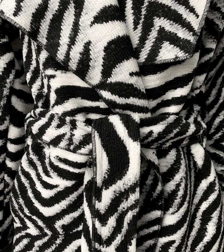 Zebra B&W